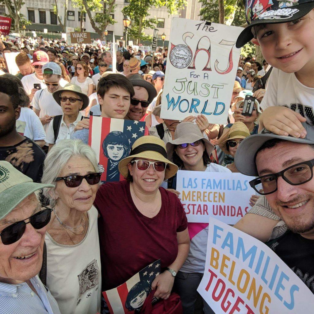 Activism At SAJ